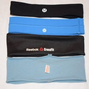 4 Athletic Headbands
